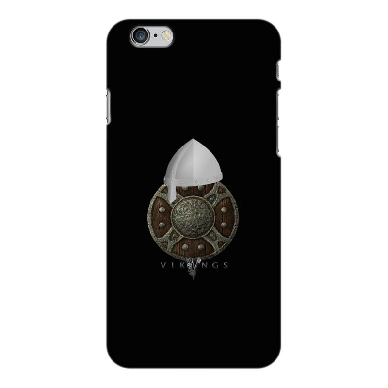 Чехол для iPhone 6 Plus глянцевый Printio Викинги. vikings чехол для iphone 6 plus глянцевый printio сериал скам