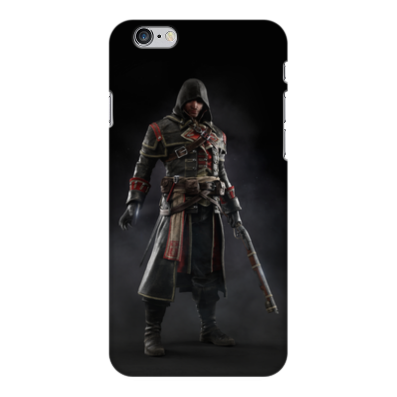 Чехол для iPhone 6 Plus глянцевый Printio Assassins creed (rogue)