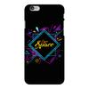 """Чехол для iPhone 6 Plus глянцевый """"Love Space"""" - звезды, космос, вселенная"""
