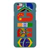 "Чехол для iPhone 6 Plus глянцевый ""BRICS - БРИКС"" - россия, китай, индия, бразилия, юар"