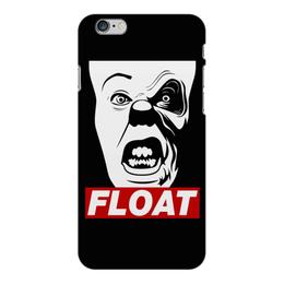 "Чехол для iPhone 6 Plus глянцевый ""Оно. Пеннивайз"" - it, клоун, оно, pennywise, пеннивайз"