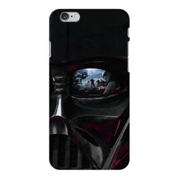 "Чехол для iPhone 6 Plus глянцевый ""Звездные войны"" - звездные войны, кино, дарт вейдер, фантастика, star wars"