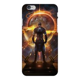 "Чехол для iPhone 6 Plus глянцевый ""Starpoint Gemini Warlords"" - starpoint gemini warlords, игра, планета, космос, взрыв"
