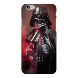 """Чехол для iPhone 6 Plus глянцевый """"Звёздные войны"""" - звёздные войны, кино, star wars"""
