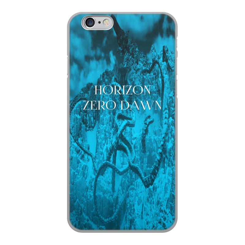 Чехол для iPhone 6, объёмная печать Printio Horizon zero dawn чехол для iphone 6 глянцевый printio двусторонний iphone 6