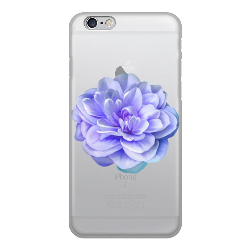 Чехол для iPhone 6, объёмная печать Printio Цветы replacement assembly parts buzzer ringer loud speaker for iphone 6
