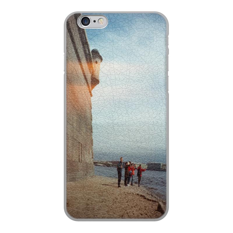 iPhone 6, объёмная печать Printio Петропавловская крепость