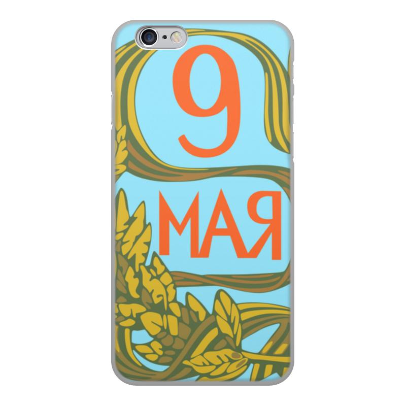Чехол для iPhone 6, объёмная печать Printio Без названия gumai silky case for iphone 6 6s black