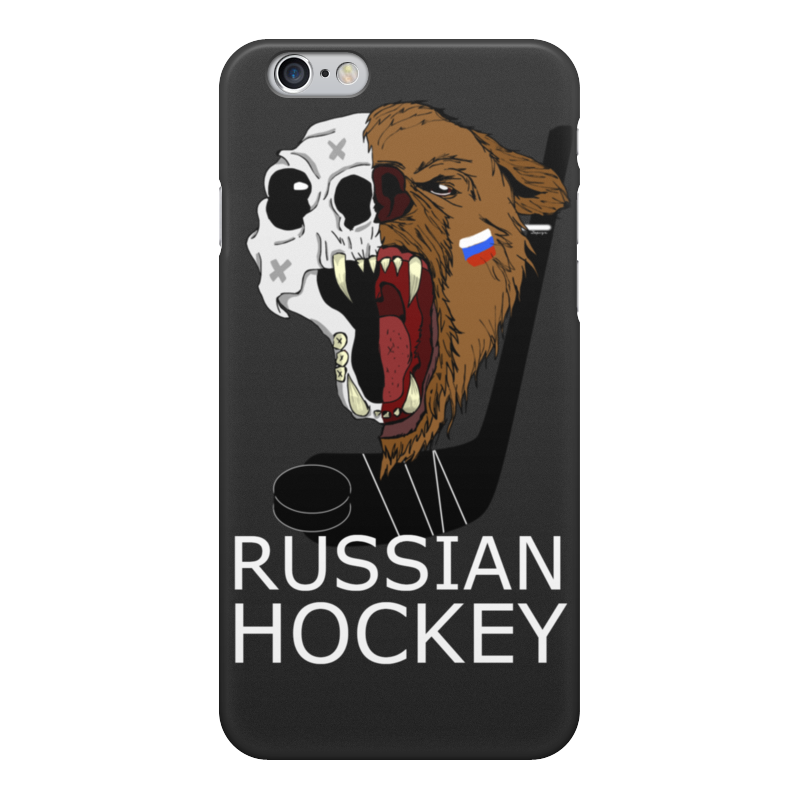 Чехол для iPhone 6, объёмная печать Printio Russian hockey 2018 national hockey league nhl trophies 1 6 model decoration conn symthe