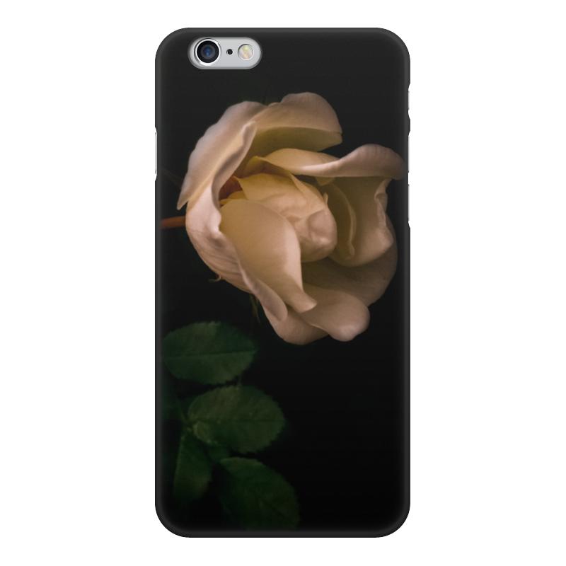 Чехол для iPhone 6, объёмная печать Printio Шиповник zhiyusun 68015e 020 touch screen sensor glass 164 127 6 5 inch industrial use 8line 164mm 127mm