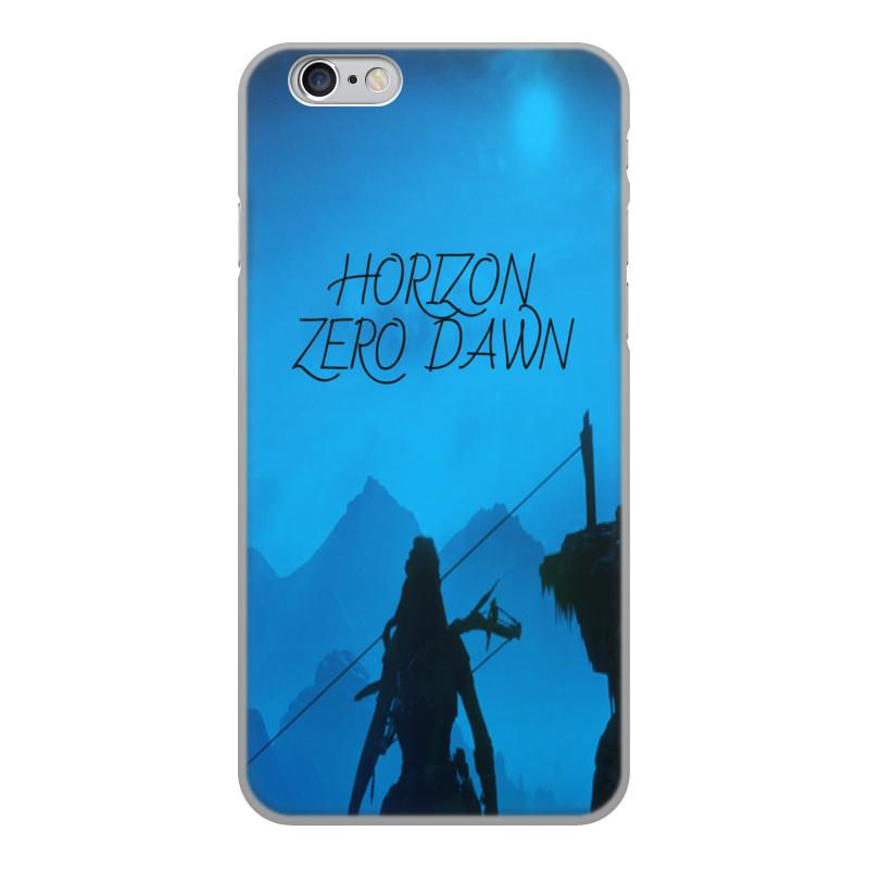 Чехол для iPhone 6, объёмная печать Printio Horizon zero dawn чехол для iphone 6 глянцевый printio riddler