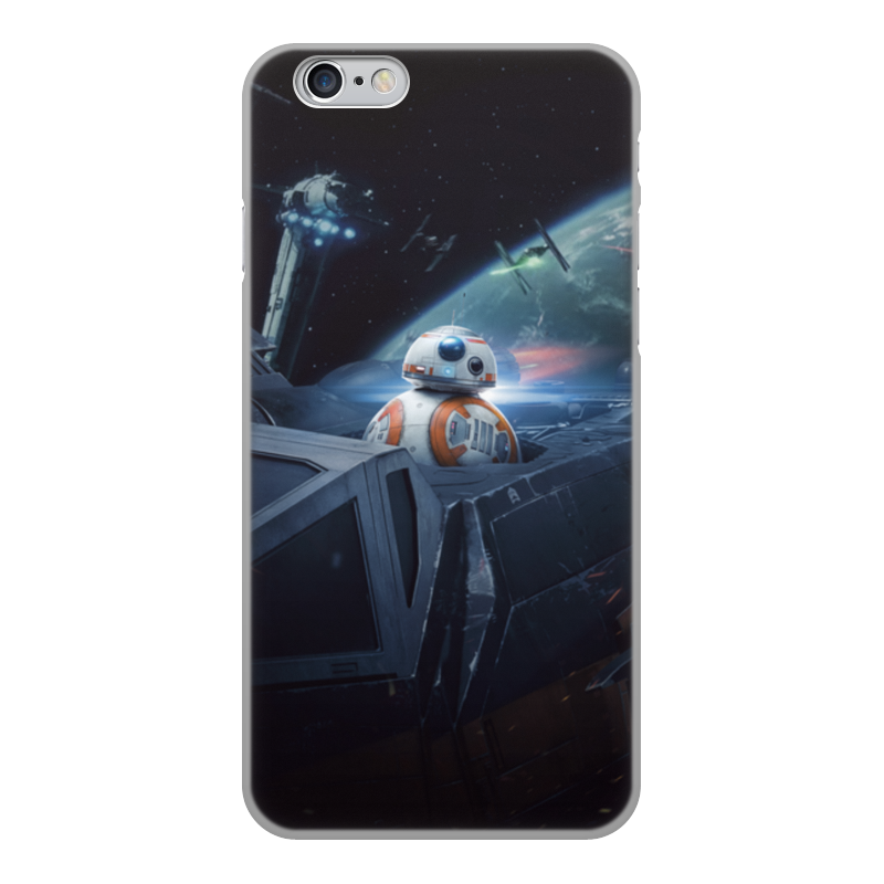 Чехол для iPhone 6, объёмная печать Printio Star wars чехол для iphone 6 глянцевый printio star coffee