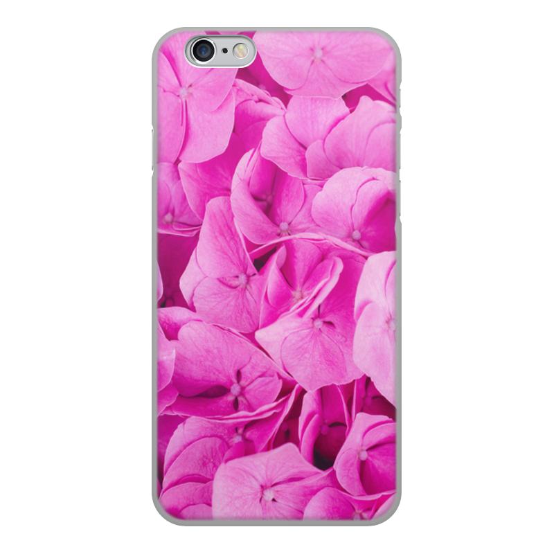Printio Розовые цветы невидимка для волос funny bunny розовые цветы 2 шт