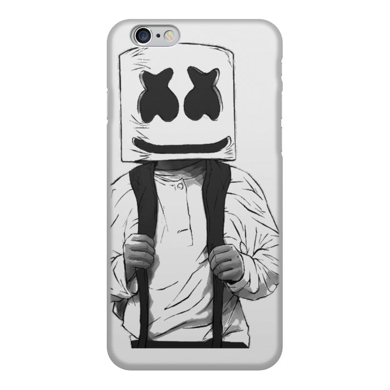 Printio Marshmello чехол для iphone 6 объёмная печать printio поэзия