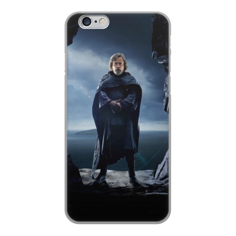 Чехол для iPhone 6, объёмная печать Printio Звездные войны - люк скайуокер цена