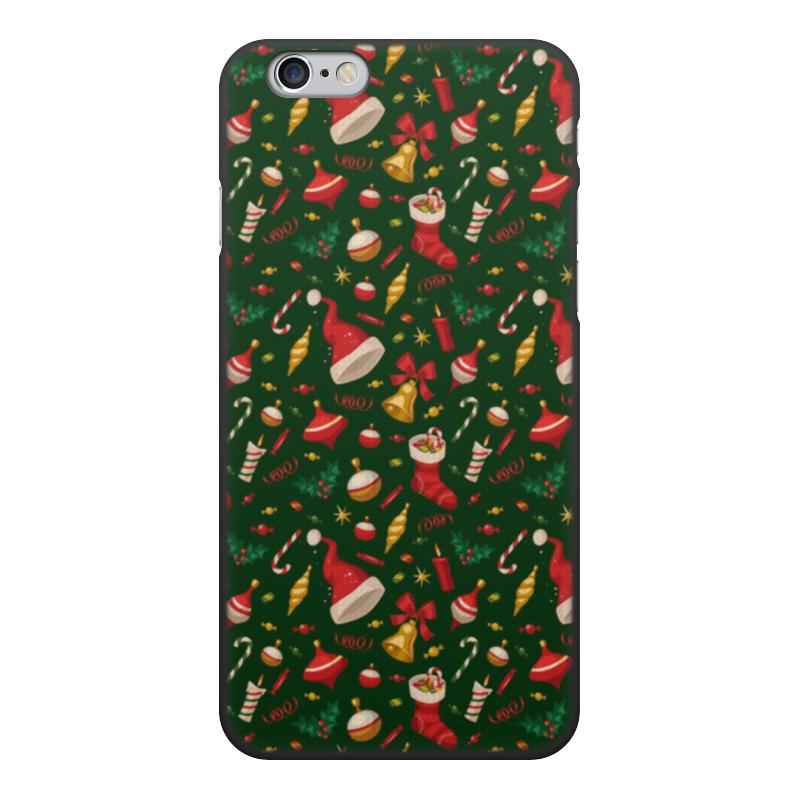 Чехол для iPhone 6, объёмная печать Printio Новогоднее настроение чехол для iphone 6 объёмная печать printio новогоднее настроение