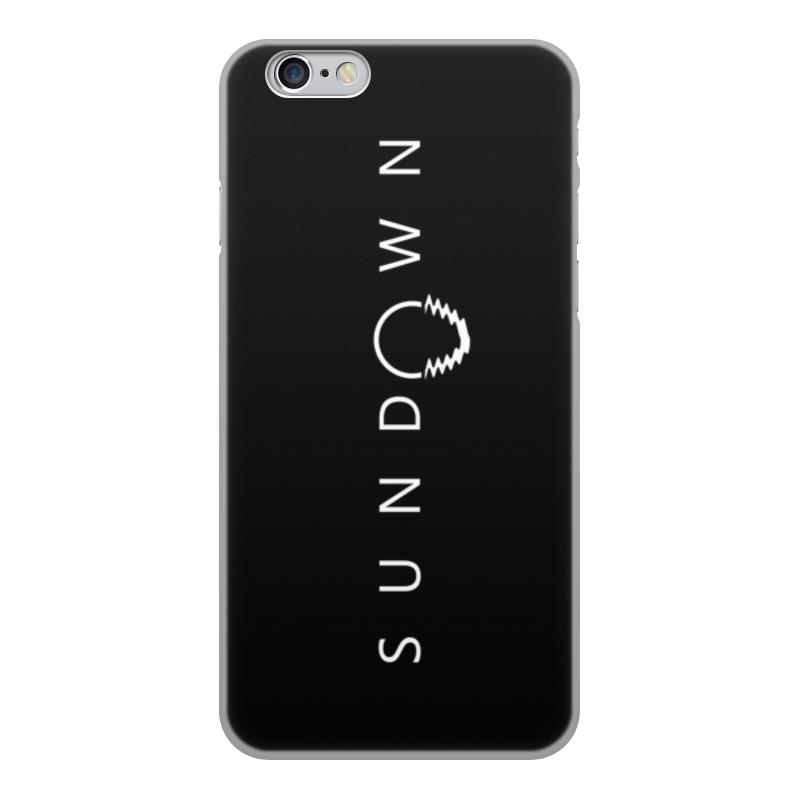 Чехол для iPhone 6, объёмная печать Printio Sundown цена