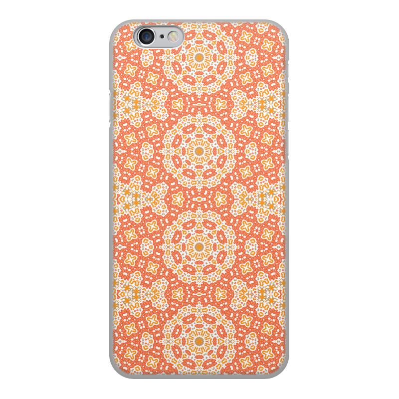 Чехол для iPhone 6, объёмная печать Printio Нежный. чехол для iphone 6 глянцевый printio геркулес и омфала