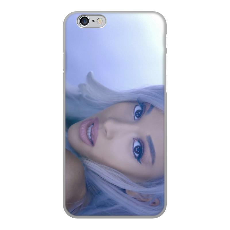Чехол для iPhone 6, объёмная печать Printio Ariana grande - focus цена