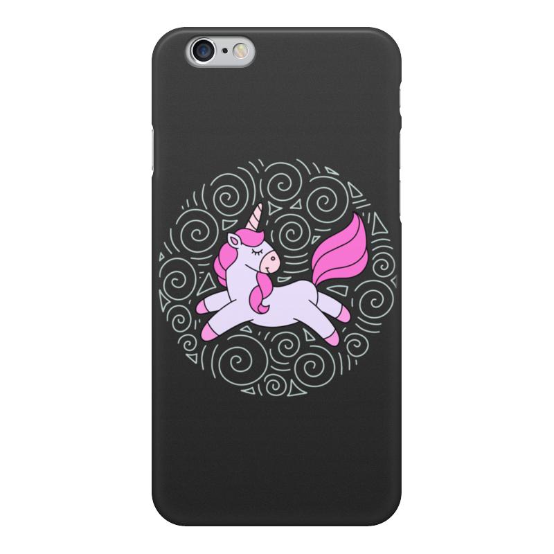 Printio Unicorn чехол для iphone 6 объёмная печать printio born to be unicorn