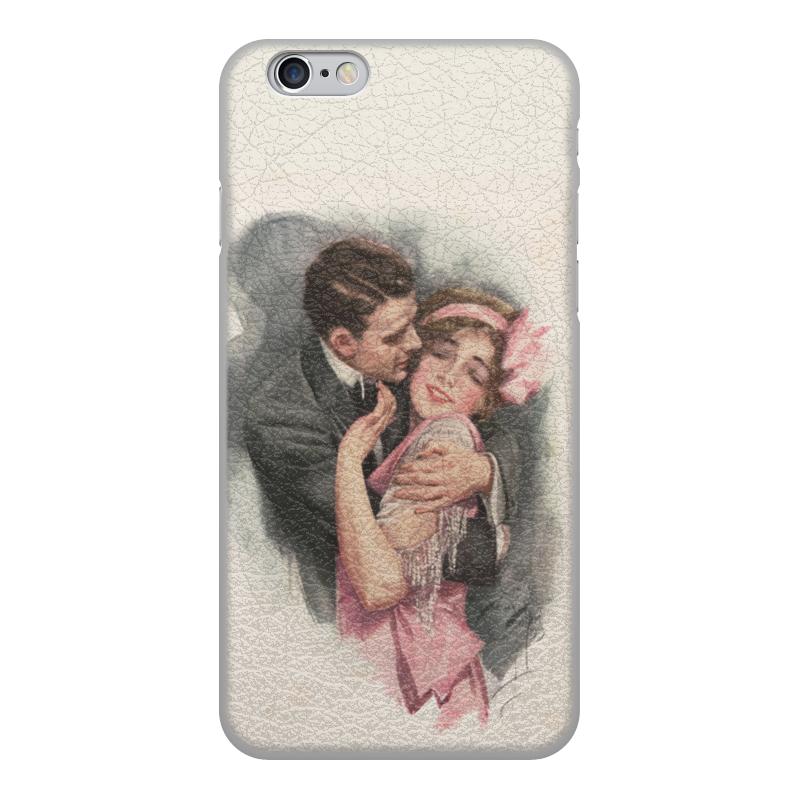 Чехол для iPhone 6, объёмная печать Printio День святого валентина цена и фото
