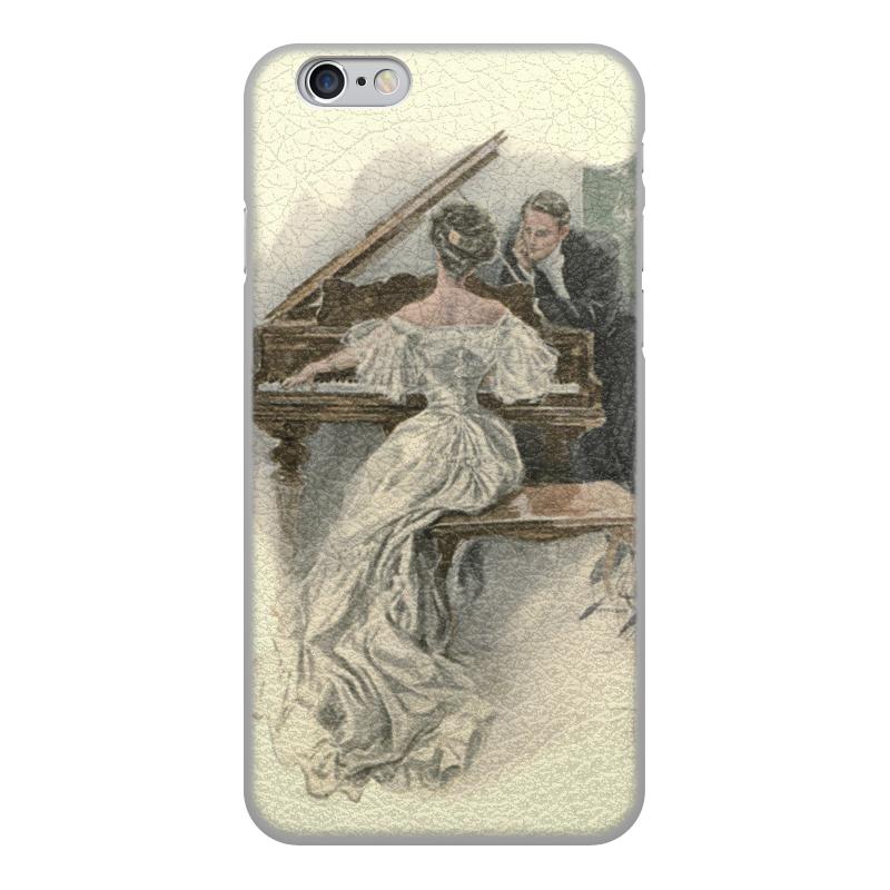 Чехол для iPhone 6, объёмная печать Printio День святого валентина