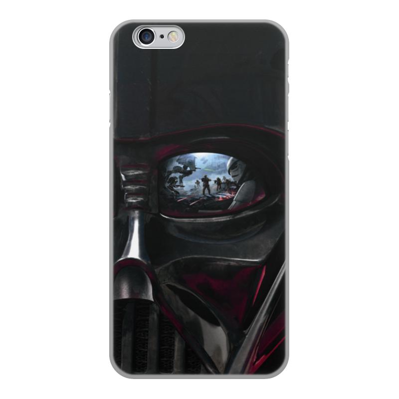 Чехол для iPhone 6, объёмная печать Printio Звездные войны чехол для iphone 6 глянцевый printio riddler