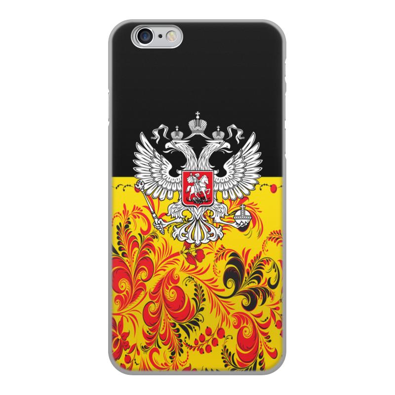 Printio Россия чехол для iphone 6 глянцевый printio авиакомпания россия