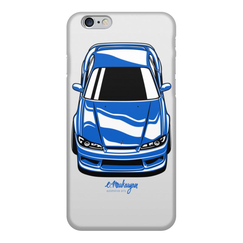 Чехол для iPhone 6, объёмная печать Printio Silvia s15