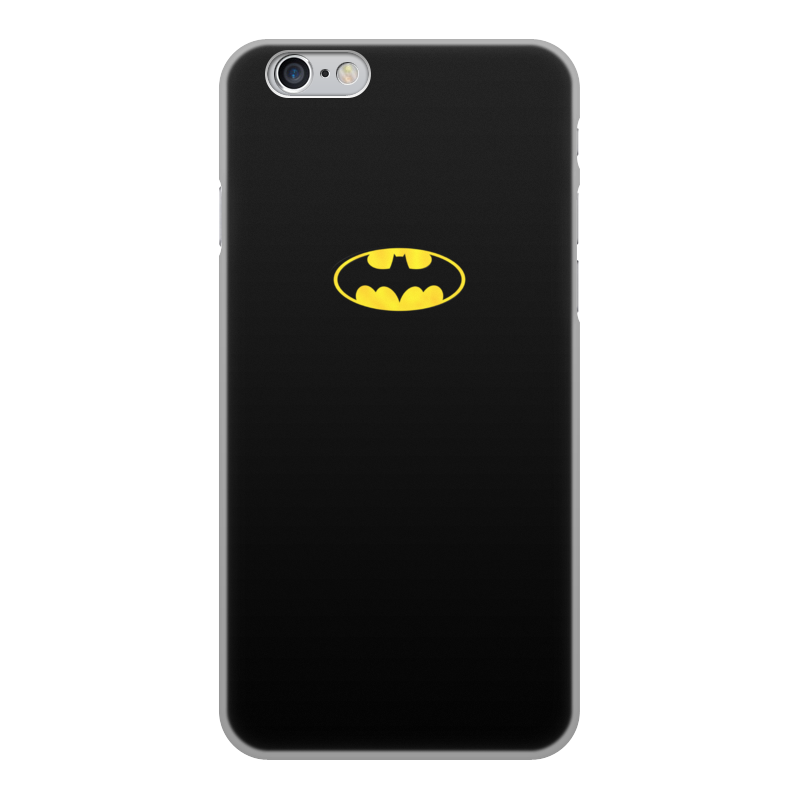 Фото - Чехол для iPhone 6, объёмная печать Printio Бэтмен / batman чехол для iphone 6 plus глянцевый printio бэтмен batman