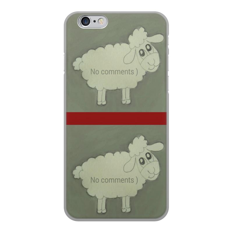 лучшая цена Printio Чехол овечка
