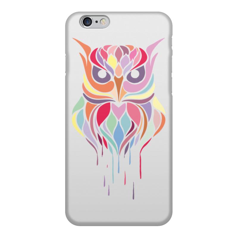 лучшая цена Printio Цветная сова
