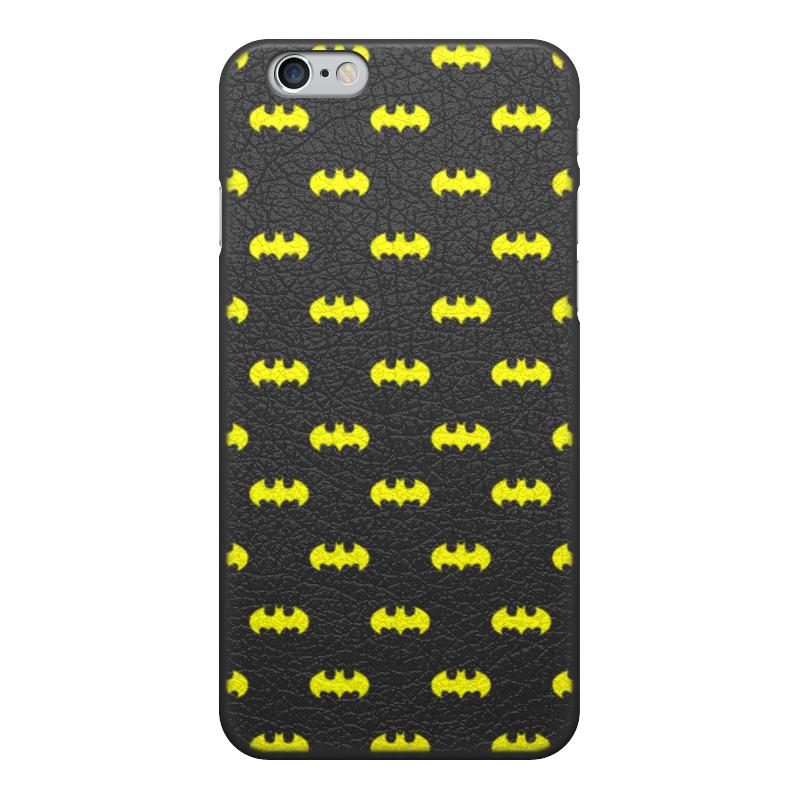Чехол для iPhone 6, объёмная печать Бэтмен