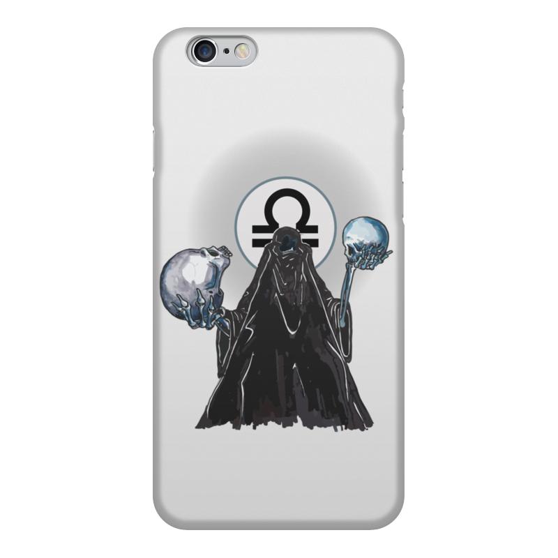 Чехол для iPhone 6, объёмная печать Printio Знаки зодиака - весы angel wight весы знаки зодиака