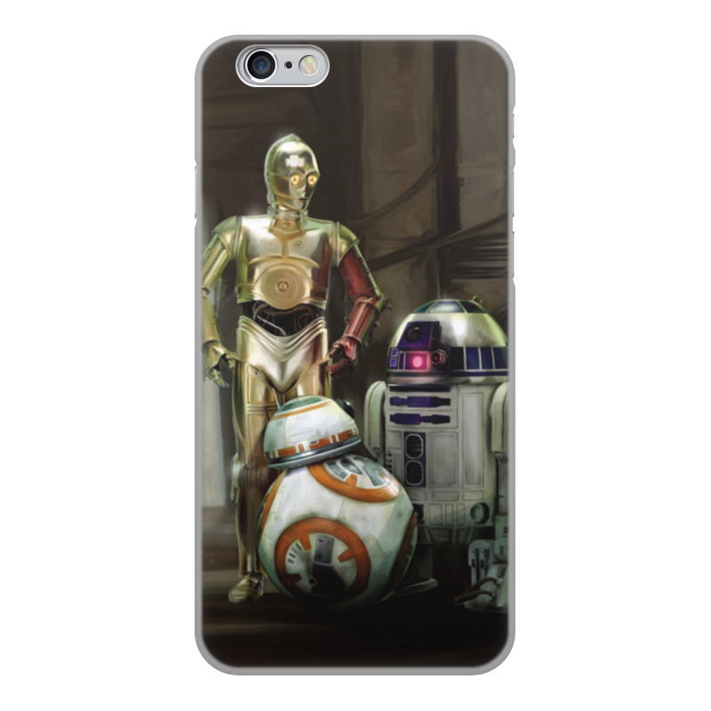 Чехол для iPhone 6, объёмная печать Printio Star wars original new innolux 5 6 inch at056tn53 v 1 lcd screen with touch