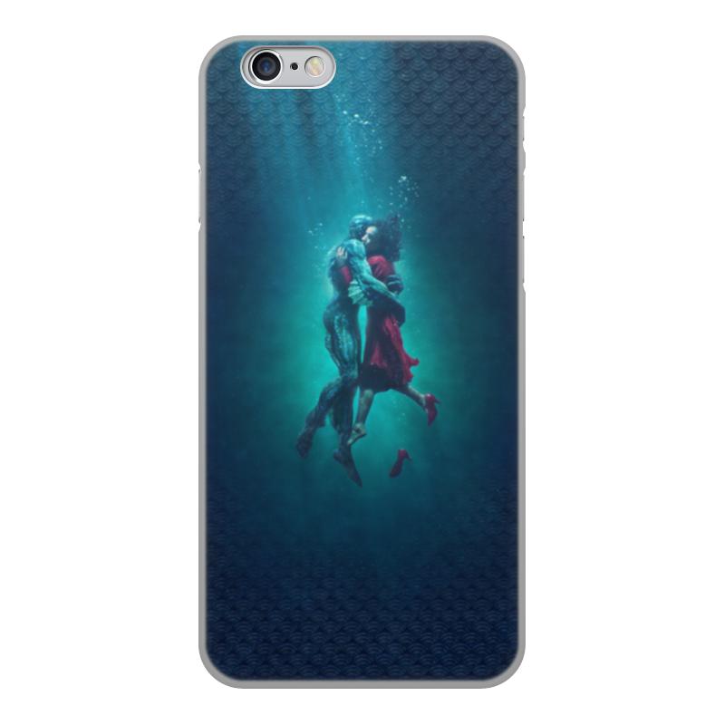 купить Чехол для iPhone 6, объёмная печать Printio Форма воды