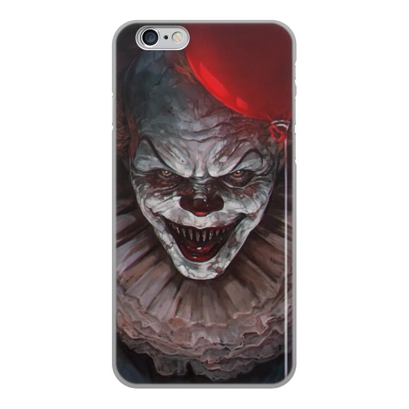 Чехол для iPhone 6, объёмная печать Printio Оно цена