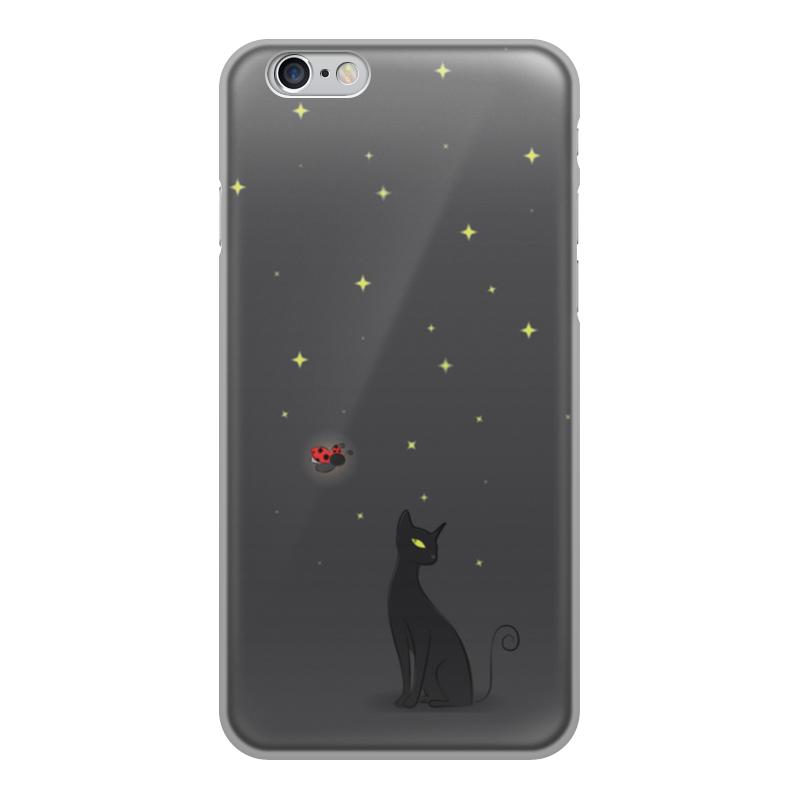 Чехол для iPhone 6, объёмная печать Printio Ночная история чехол для iphone 6 глянцевый printio riddler