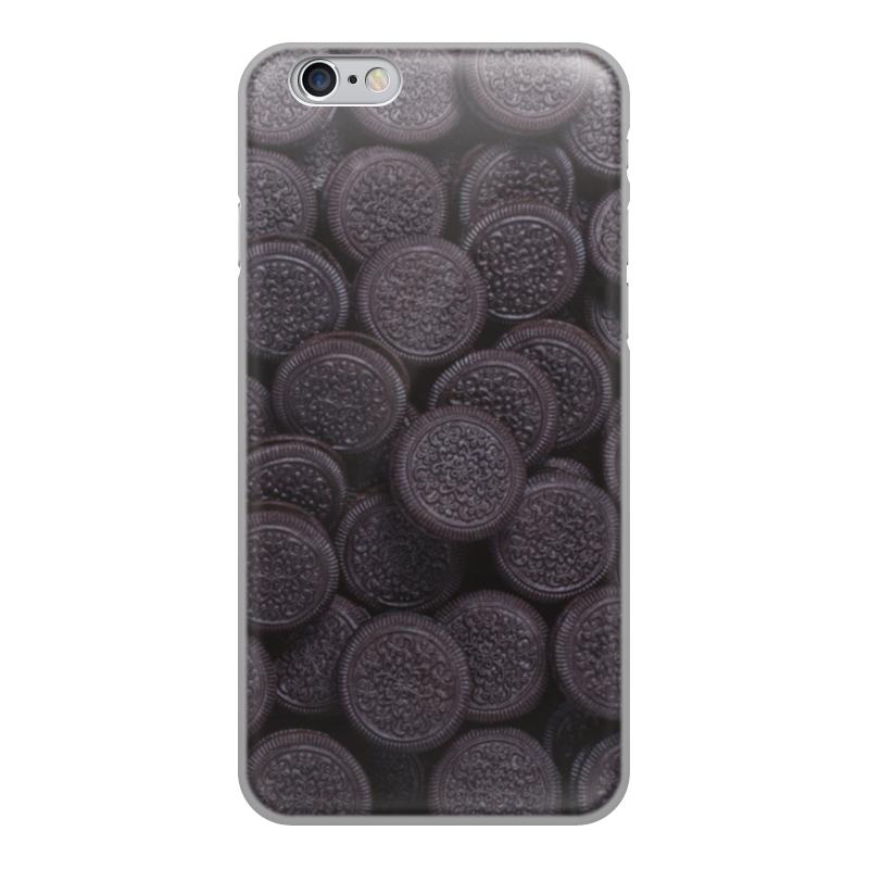 Чехол для iPhone 6, объёмная печать Printio Орео чехол накладка для iphone 6 ozaki o coat 0 3 jelly oc555tr пластик прозрачный