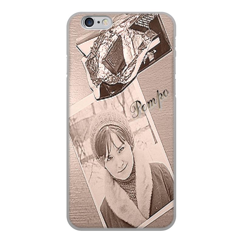 лучшая цена Чехол для iPhone 6, объёмная печать Printio Ретро.