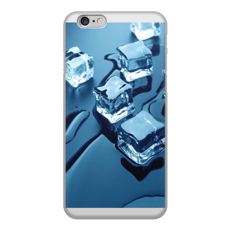 Чехол для iPhone 6, объёмная печать Printio Для айфона 6,6+ чехол для iphone 6 глянцевый printio дама в голубом картина сомова
