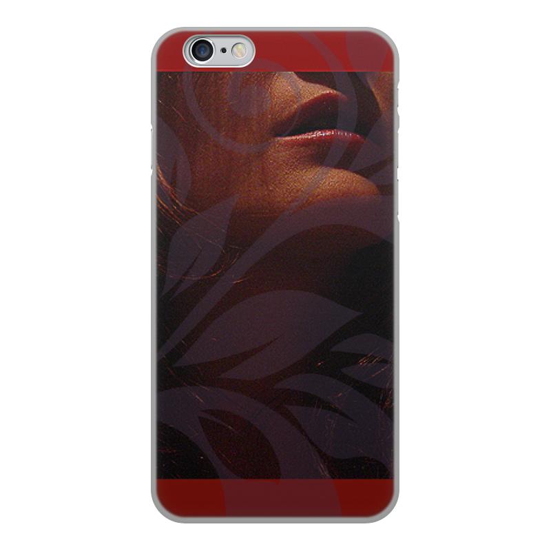 Чехол для iPhone 6, объёмная печать Printio Страсть. чехол для iphone 7 глянцевый printio любовь и страсть