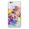 """Чехол для iPhone 6, объёмная печать """"Стиль жизни от Kate Clapp"""" - стильжизни"""