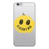 "Чехол для iPhone 6, объёмная печать ""Позитив от Kate Clapp"" - позитив"