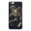 """Чехол для iPhone 6, объёмная печать """"Сатурн, пожирающий своего сына (Гойя)"""" - картина, живопись, гойя"""