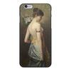 """Чехол для iPhone 6, объёмная печать """"Флора (Макс Нонненбрух)"""" - картина, живопись, нонненбрух"""