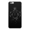 """Чехол для iPhone 6, объёмная печать """"Черная пантера"""" - комиксы, марвел, черная пантера, black panther"""