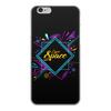 """Чехол для iPhone 6, объёмная печать """"Love Space"""" - звезды, космос, вселенная"""