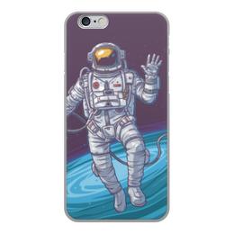 """Чехол для iPhone 6, объёмная печать """"Space"""" - космос, вселенная, наука, астрономия, the spaceway"""
