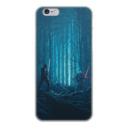 """Чехол для iPhone 6, объёмная печать """"Звездные войны"""" - кино, фантастика, star wars, звездные войны, дарт вейдер"""